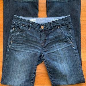 "Gap Long & Lean Trouser - sz 26/2 - 32"" inseam"